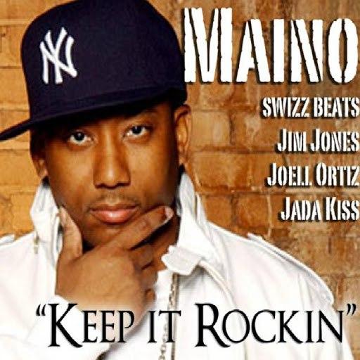 Maino альбом Keep It Rockin