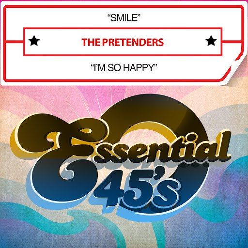 The Pretenders альбом Smile / I'm so Happy (Digital 45)