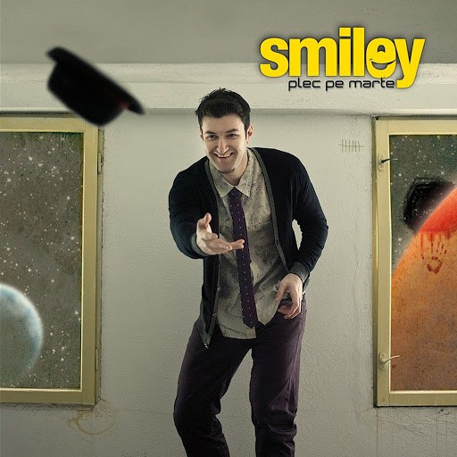 Smiley альбом Plec Pe Marte