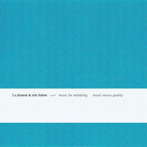 nils frahm альбом Music For Wobbling Music Versus Gravity