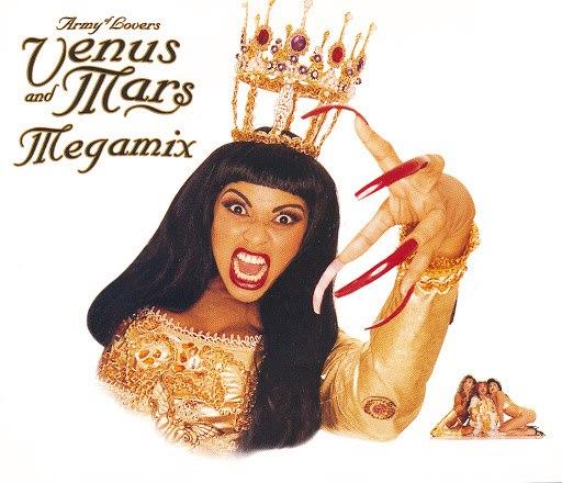 Army Of Lovers альбом Venus And Mars / Mega Mix