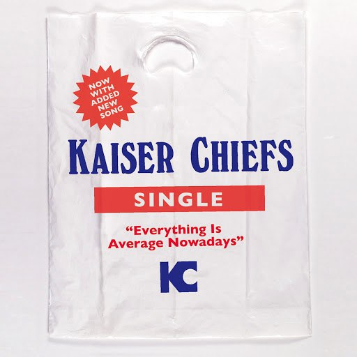Kaiser Chiefs альбом Everything Is Average Nowadays (International CD Maxi)