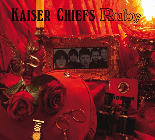 Kaiser Chiefs альбом Ruby (UK Comm CD 2 Track)