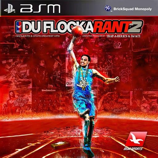Waka Flocka Flame альбом Benjamin Duflocka Rant