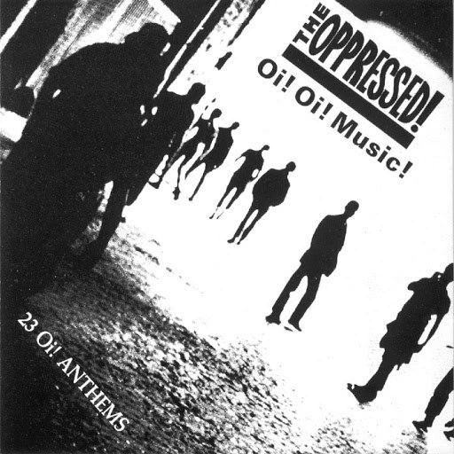 The Oppressed альбом Oi! Oi! Music!
