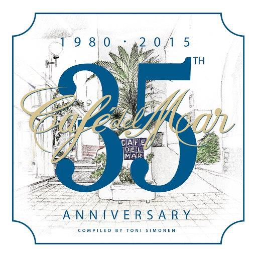 Café Del Mar альбом Café del Mar 35th Anniversary (1980-2015)