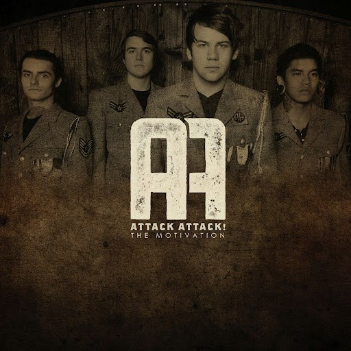 Attack Attack! альбом The Motivation