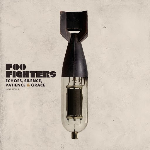 Foo Fighters альбом Echoes, Silence, Patience & Grace
