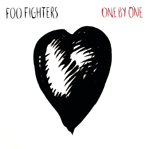 Foo Fighters альбом One By One