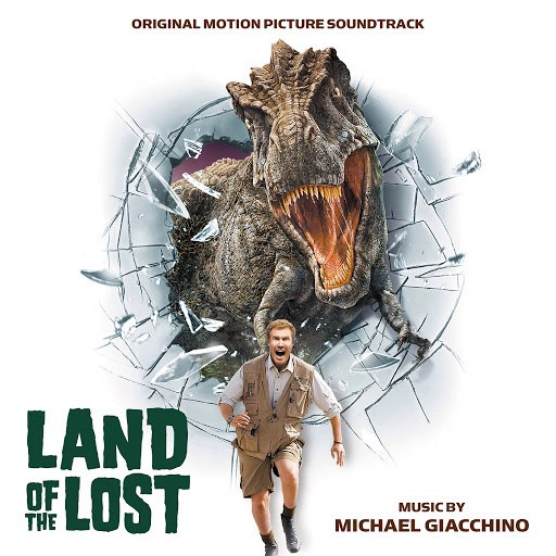 Michael Giacchino альбом Land Of The Lost (Original Motion Picture Soundtrack)