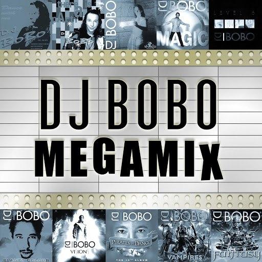 DJ Bobo альбом Megamix