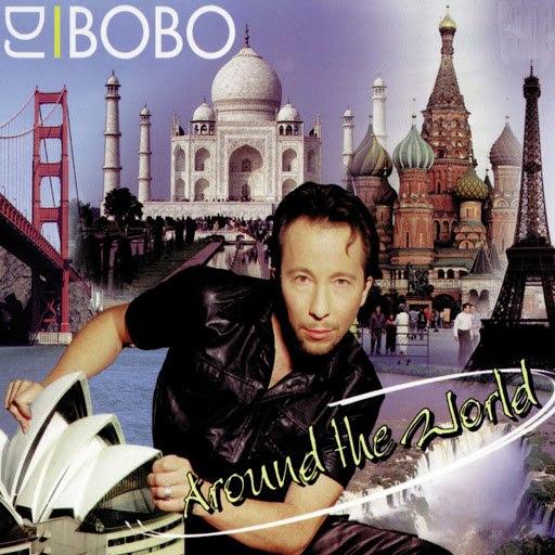 DJ Bobo альбом Around the World
