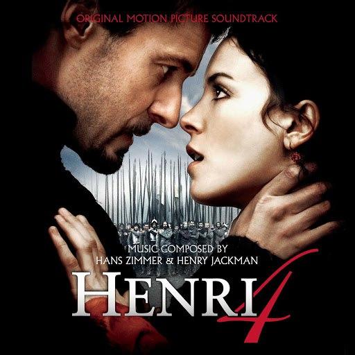 Hans Zimmer альбом Henri4