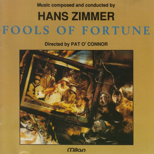 Hans Zimmer альбом Fools of Fortune