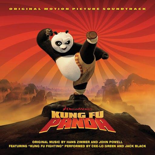 Hans Zimmer альбом Kung Fu Panda