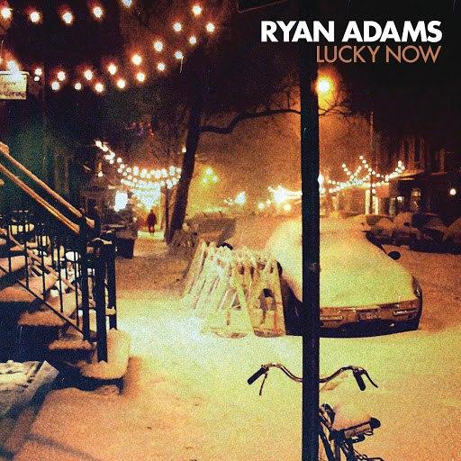Ryan Adams альбом Lucky Now