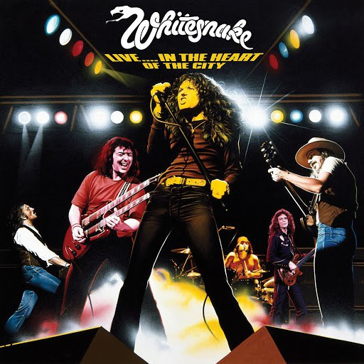 Whitesnake альбом Live in the Heart of the City [Remastered]