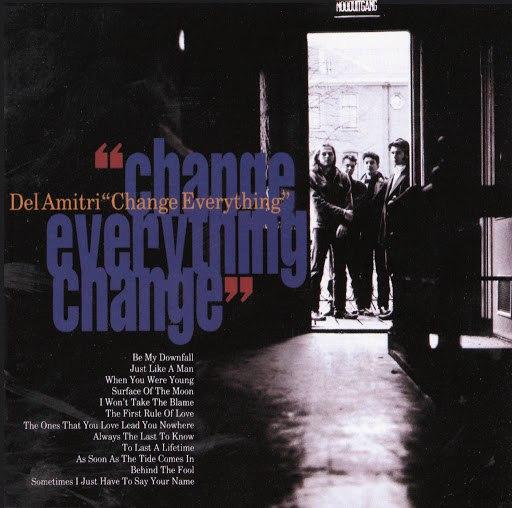 Del Amitri альбом Change Everything