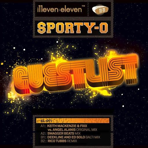 Sporty-O альбом Guestlist