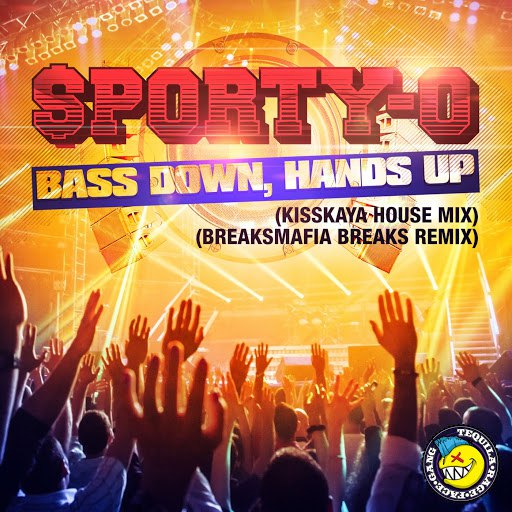 Sporty-O альбом Bass Down, Hands Up