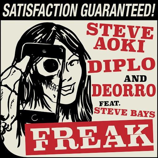 Steve Aoki альбом Freak
