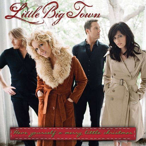 Little Big Town альбом Have Yourself A Merry Little Christmas