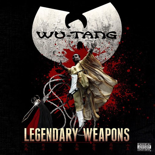 Wu-Tang Clan альбом Legendary Weapons