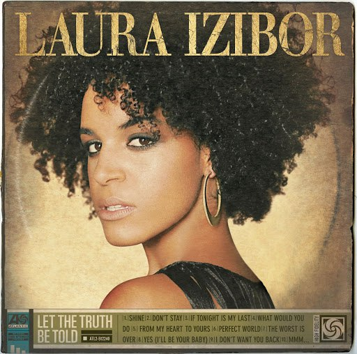 Laura Izibor альбом Let The Truth Be Told (Deluxe)