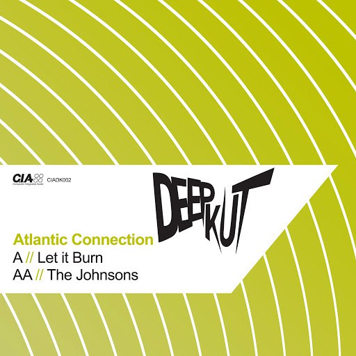 Atlantic Connection альбом Let It Burn / The Johnsons