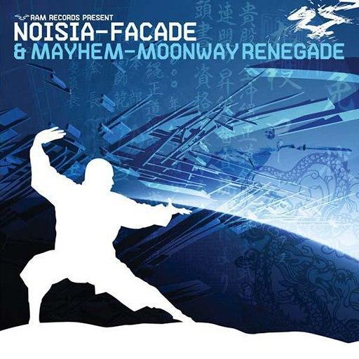 Noisia альбом Facade
