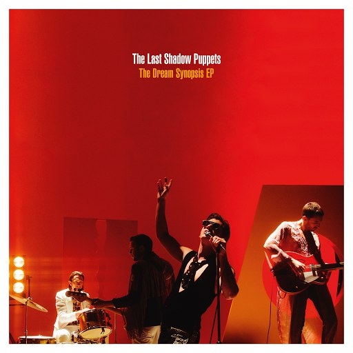 The Last Shadow Puppets альбом Les Cactus