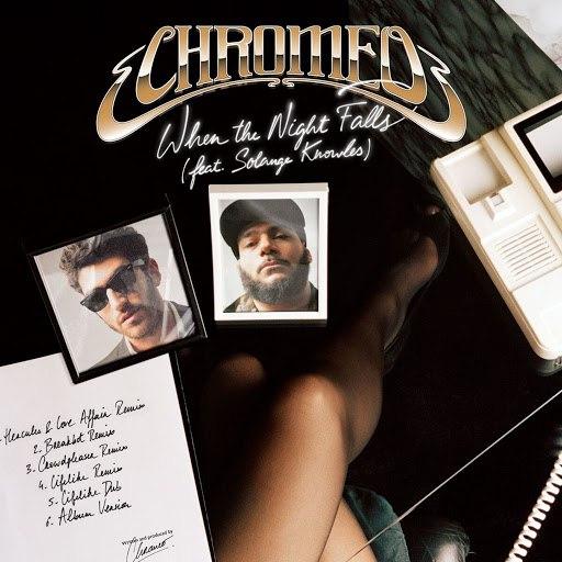 Chromeo альбом When The Night Falls - Remixed