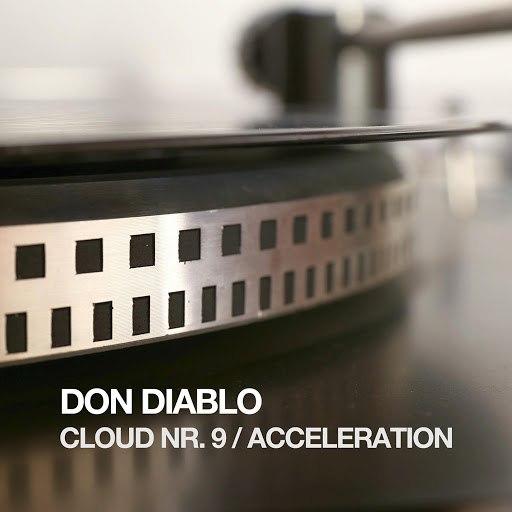 Don Diablo альбом Cloud Nr. 9 / Acceleration
