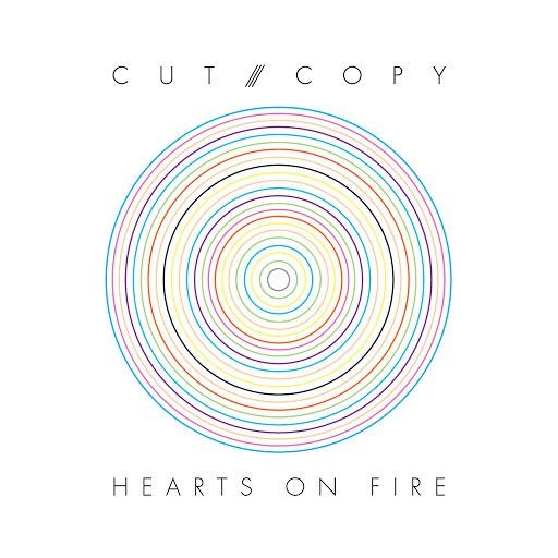 Cut Copy альбом Hearts On Fire (Joakim Remix)