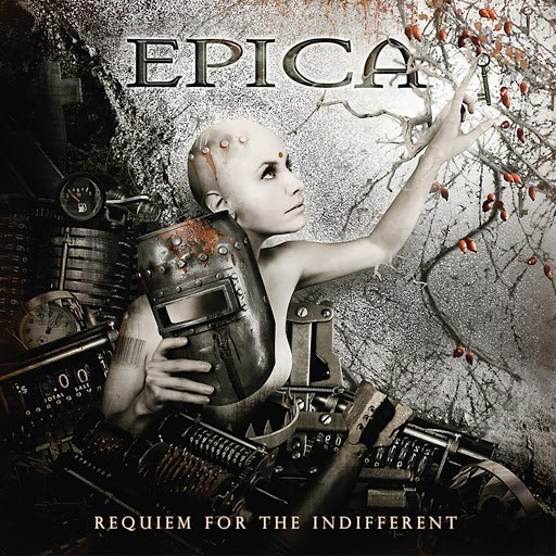 Epica альбом Requiem for the Indifferent