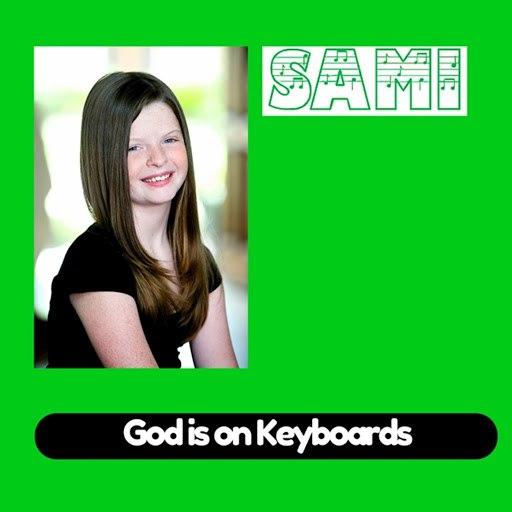 Sami альбом God Is on Keyboards