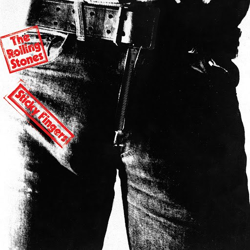 The Rolling Stones альбом Sticky Fingers