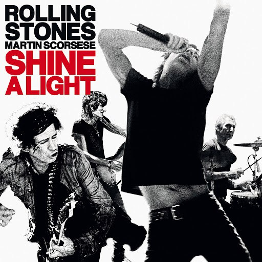The Rolling Stones альбом Shine A Light (EU Version 2 CD Standard)