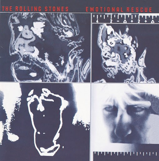 The Rolling Stones альбом Emotional Rescue
