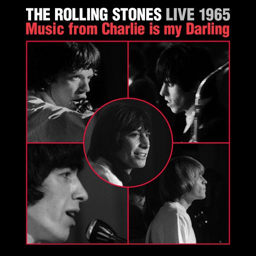 The Rolling Stones альбом Live 1965 (Music From Charlie Is My Darling)