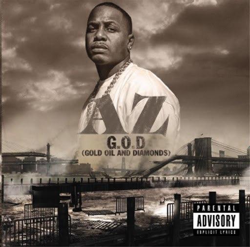 AZ альбом G.O.D. (Gold Oil And Diamonds) (Parental Advisory)