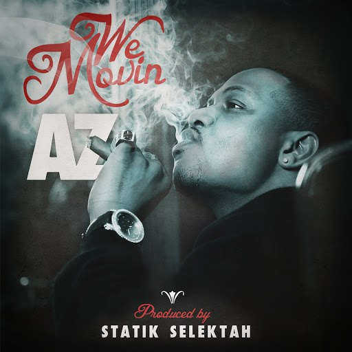 AZ альбом We Movin