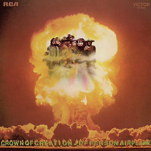 Jefferson Airplane альбом Crown Of Creation