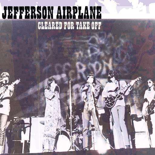 Jefferson Airplane альбом Cleared For Take-Off
