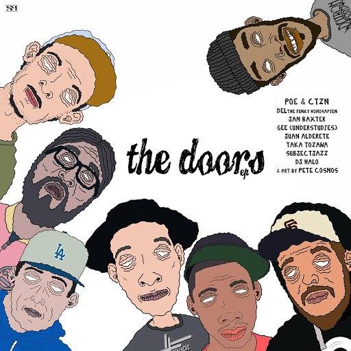 Poe альбом The Doors EP