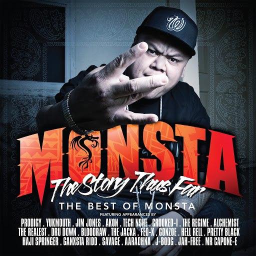 MONSTA альбом The Story Thus Far (The Best of Monsta)