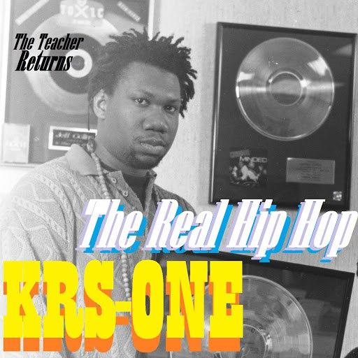 KRS-ONE альбом The Real Hip Hop