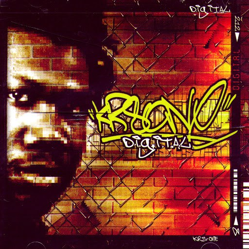 KRS-ONE альбом D.I.G.I.T.A.L.