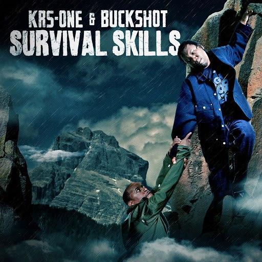 KRS-ONE альбом Survival Skills