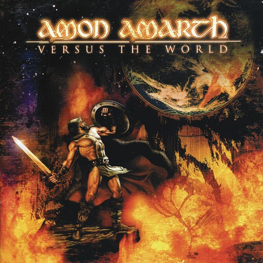 Amon Amarth альбом Versus The World